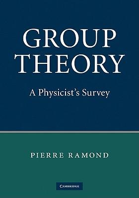 Group Theory By Ramond, Pierre